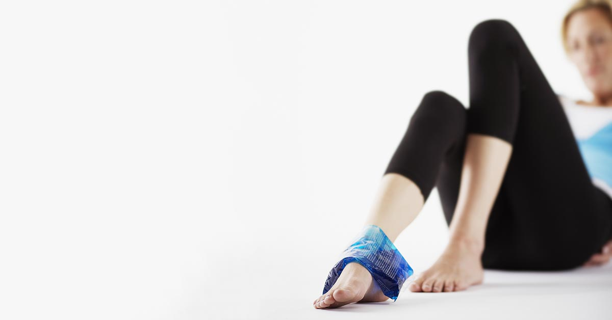 Springfield, MA natural ankle sprain treatment